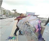 حملة مكبرة لمواجهة الطائرات الورقية بالإسكندرية