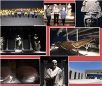 السياحة: لافتات عن متحف شرم الشيخ الأثري بشوارع المدينة قبل افتتاحه
