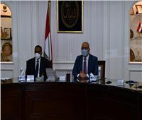 وزير الإسكان ومحافظ مطروح يتابعان مشروع تنمية أراضي الساحل الشمالي الغربي