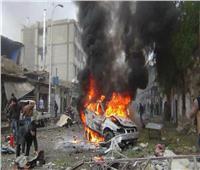 (سانا): إصابة 4 سوريين جراء انفجار سيارة مفخخة في ريف حلب