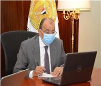 شعراوي يتلقى تقريراً عن جهود مبادرة «صوتك مسموع» لحل شكاوى المواطنين
