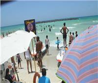 النيابة تغلق شاطئ النخيل وتستدعي المسئولين لبيان سبب غرق 11 شخصا