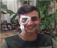 أسير محرر «فقد عينه» ينجح في امتحانات الثانوية العامة بفلسطين