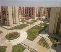 طرح 6912 وحدة إسكان اجتماع بمدينة طيبة الجديدة بالأقصر