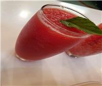 مشروب اليوم.. «عصير البطيخ» بدون سعرات
