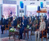 فيديو| الرئيس السيسي:  نزع ملكية الجراجات غير المستخدمة