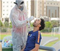 «سلبية» مسحة كورونا الثالثة للاعبي مصرالمقاصة