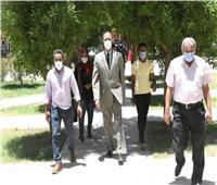 خروج 27 حالةكورونا من مستشفى قفط التعليمي