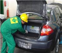 بعد حديث السيسي| تعرف على ٧ مزايا تحويل السيارات البنزين للغاز الطبيعي