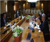 وزير التعليم العالي يستقبل محافظ جنوب سيناء لمناقشة خطة التطوير الجامعي بالمحافظة