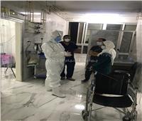 وكيل الصحة يفتتح تطوير مستشفى حميات سوهاج
