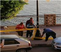 إغلاق كورنيش النيل بالغربية أمام الرواد بسبب عدم الالتزام