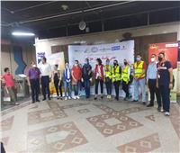 القومي للسكان يبدأ حملة للتوعية بفيروس كورونا في مترو الأنفاق والقطارات