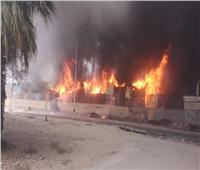 عميد زراعة القاهرة: السيطرة على حريق في محطة التجارب الزراعية