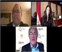 المشاط: مصر صمدت أمام العديد من الأزمات طوال السنوات الماضية
