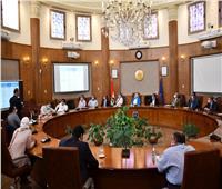 مجلس جامعة القناة يقرر الانتهاء من نتائج الفرق النهائية خلال أغسطس
