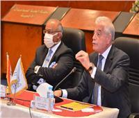 محافظ جنوب سيناء يعقد مؤتمرًا لإنشاء مناطق لوجستية