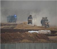 استهداف عربة عسكرية روسية خلال دورية مشتركة مع الجيش التركي بسوريا