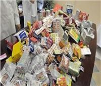 ضبط 55 ألف عبوة أدوية منتهية الصلاحية في مصنع بالإسكندرية