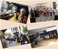 وزارة السياحة والآثار تنظم عدد من الرحلات السياحية التوعوية