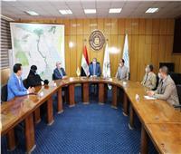"""""""سعفان"""" يوقع بروتوكول تعاون لإقامة مشروعات لخريجي مراكز التدريب"""