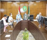 محافظ المنوفية: تعيين نواب لرؤساء المدن لشئون الحملة الميكانيكية