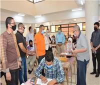 رئيس جامعة أسيوط: مرور الأسبوع الأول من الامتحانات دون حالات اشتباه بفيروس كورونا