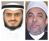 جابر طايع يهنىء المطيري بتعيينه الوكيل المساعد لشئون المساجد بالأوقاف الكويتية