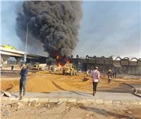 خاص| «الصحة»: ارتفاع مصابي حريق «المازوت» لـ 12 حالة ولا وفيات