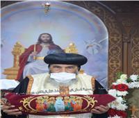 كنيسة الأنبا بيشوي ببورسعيد تحتفل بعيد شفيعها
