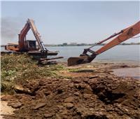 إزالة 45 حالة تعد على الأراضي الزراعية وأملاك الدولة بالبحيرة