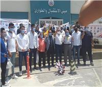تعافي 170 مصابًا من فيروس كورونا في شمال سيناء