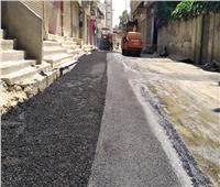 تنفيذ خطة لتطوير شوارع مدينة العريش