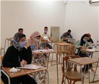 """""""حقوق أسيوط"""" تستقبل طلاب الليسانس لبدء الامتحانات"""