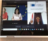 عبد الغفار يشارك في الاجتماع الإفريقي الأوروبي  للتعاون في البحث العلمي