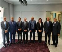 توافد مرشحو القائمة الوطنية على مقر ائتلاف دعم مصر لإنهاء أوراقهم