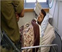 هيئة الأسرى الفلسطينية: مصطفى البنا يعانى من آلام في الصدر وارتفاع في ضغط الدم