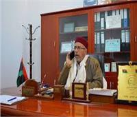رئيس «حكماء ليبيا»: فوضنا الرئيس السيسي لحماية شعبنا وأرضنا من أطماع تركيا