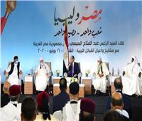 برلمانيون: لقاء السيسي ومشايخ ليبيا وثيقة شرعية لحماية الأمن القومي للبلدين
