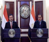 اجتماع وزاري مصري يمني بستعرض إنجازات حكومة «مدبولي» الإنتاجية والخدمية