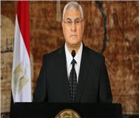 تحرك عاجل من «الأعلى للإعلام» لحجب الصفحات المزيفة للمستشار عدلي منصور
