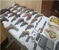فيديو| القبض على أخطر تاجر سلاح في سوهاج