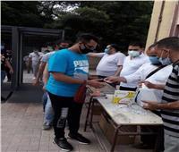 طلاب الثانوية العامة بشمال سيناءيؤكدون سهولة امتحان الجبر