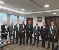 رئيس بنك التنمية الصناعية يبحث آليات التعاون مع «غاز مصر»