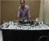 المقدم أيمن عبد الحافظ رئيسا لمباحث الزاوية الحمراء