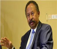 حمدوك: ناقشنا مع رئيس الوزراء المصري قضية سد النهضة