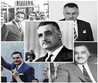 نجوم استلهموا أيام ثورة 23 يوليو بتجسيد شخصية الزعيم جمال عبدالناصر