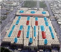 صور  الشؤون الإسلامية السعودية: مسجد نمرة جاهز لاستقبال الحجاج