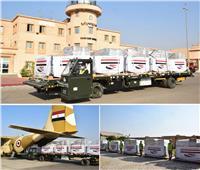 مصر ترسل مساعدات طبية للحكومة الشرعية باليمن