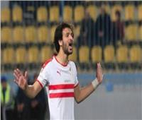 المدافع الهداف.. محمود علاء يحرز الهدف الأول في شباك المصري